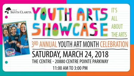 Santa Clarita Youth Arts Showcase