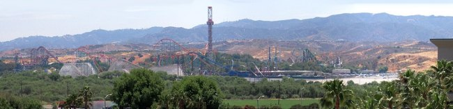 Six Flags / Magic Mountain