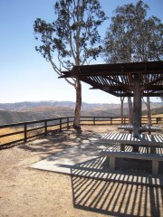 Castaic Lake Tables