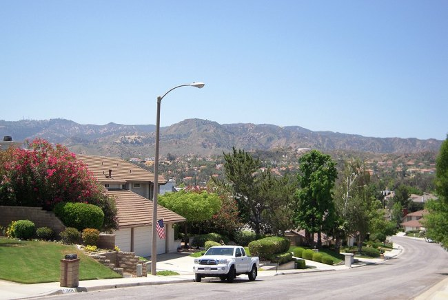 Santa Clarita Valley Suburb